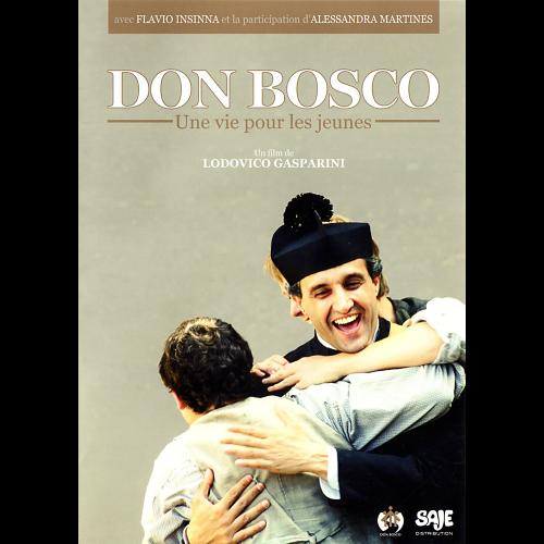 DON BOSCO, UNE VIE POUR LES JEUNES (DVD)
