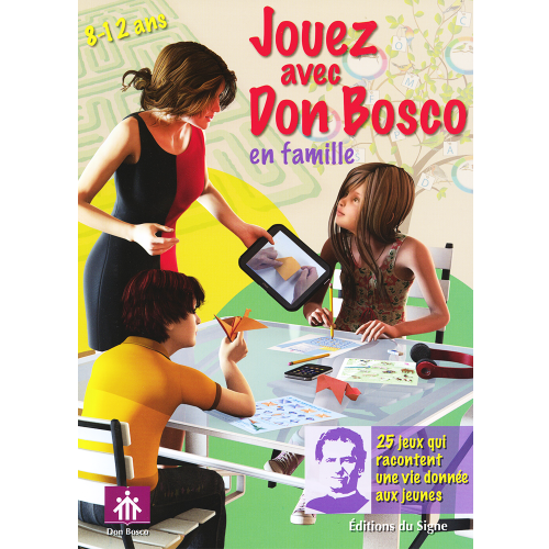 JOUEZ AVEC DON BOSCO EN FAMILLE