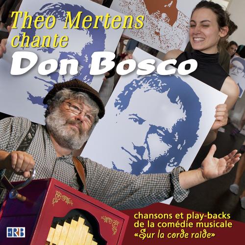 CD THÉO MERTENS CHANTE DON BOSCO