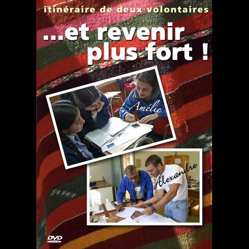 """ET REVENIR PLUS FORT +  (Offert) """"L'INTERNAT UNE ECOLE DE VIE POUR TOUS"""""""