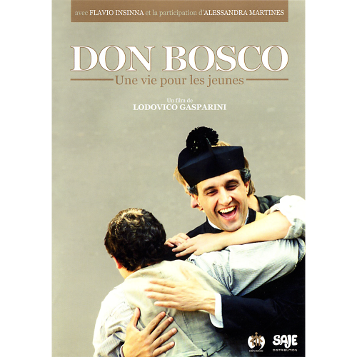 DON BOSCO, UNE VIE POUR LES JEUNES (DVD) + (offert) PRIER LE ROSAIRE AVEC DON BOSCO