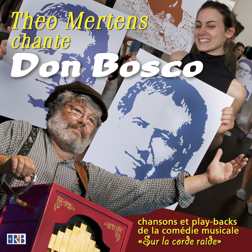 CD THÉO MERTENS CHANTE DON BOSCO