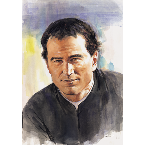 PORTRAIT DE DON BOSCO [POSTER]