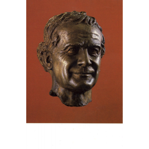 IMAGE DON BOSCO (BUSTE BRONZE)